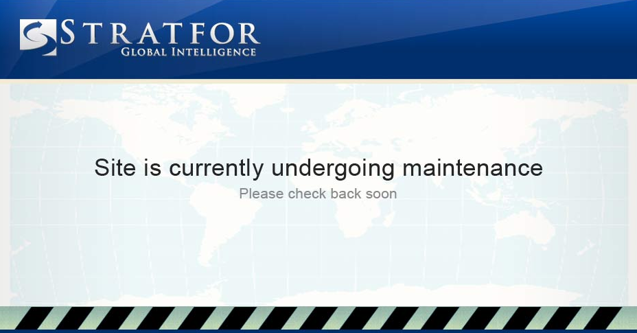 Hackers have infiltrated Stratfor servers