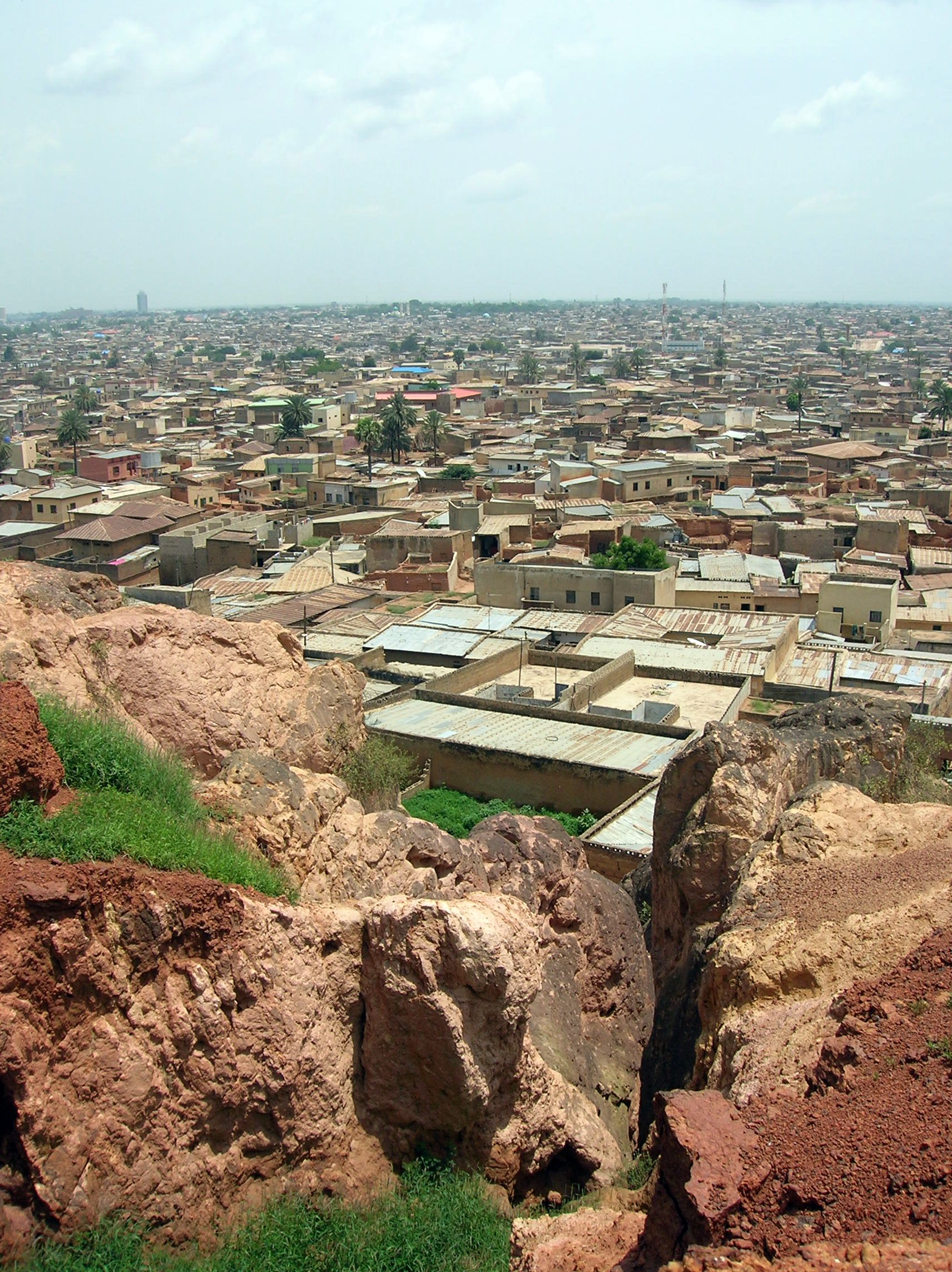 Kano from Dala Hill - Image by Shiraz Chakera