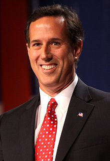 L' Uomo che puó battere Obama : Rick Santorum