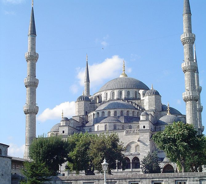 669px-Sultan_Ahmed_Mosque TURCHIA