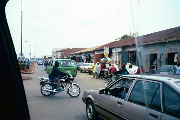 Downtown Jos - Image courtesy of Wikipedia and World66.com released under CC License