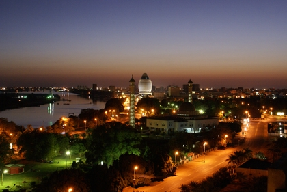 Khartoum - Image courtesy of Wikipedia