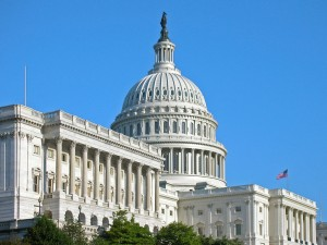 US Capitol - Image by Matt H. Wade. Licensed under the Creative Commons Attribution-Share Alike 3.0 Unported license