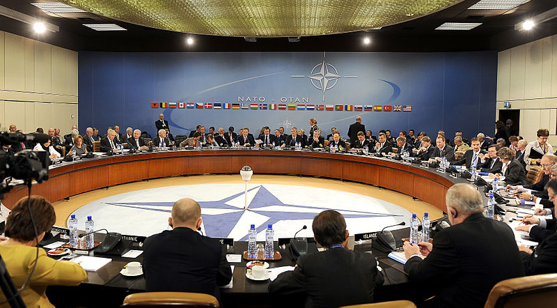 Si riunisce la NATO in base all' art.4 dell'alleanza