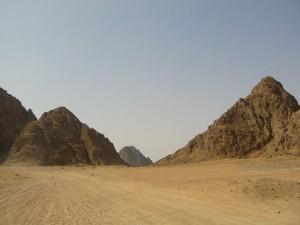 Offensiva in Sinai