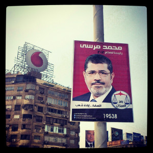 Mohamed Morsi and Vodafone