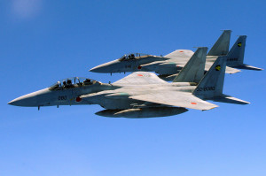 F-15 Giappone