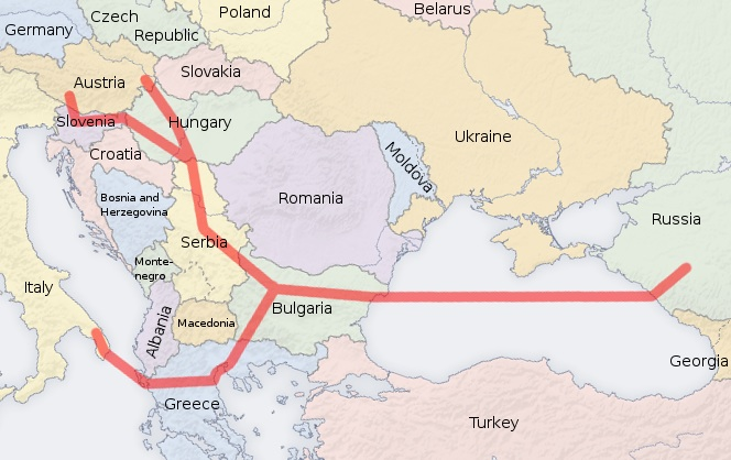 L'Ungheria dice sì a South Stream