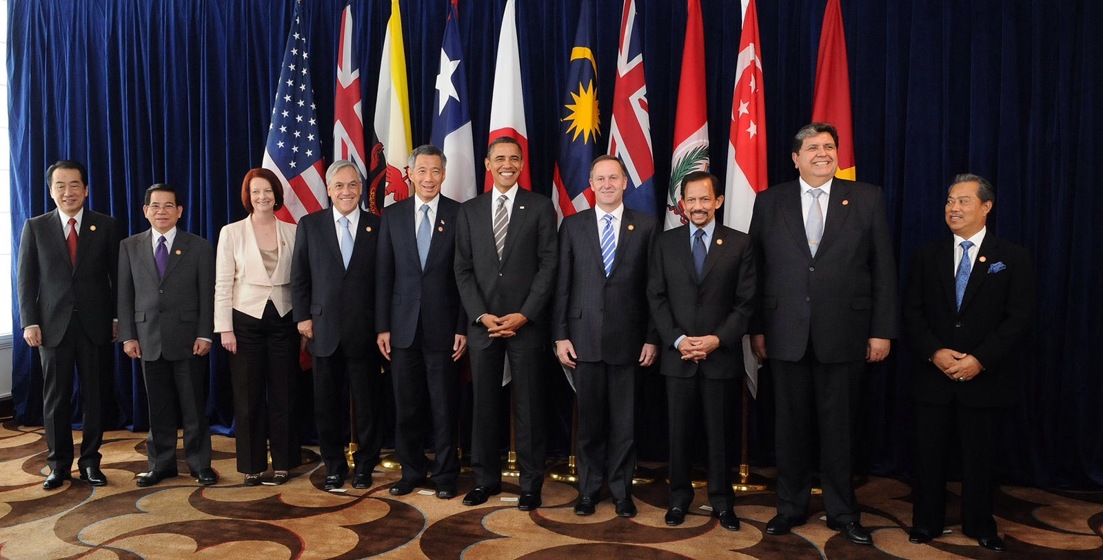 Trans Pacific Partnership, TPP