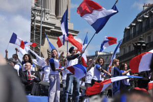Meeting 1er mai 2012 Front National